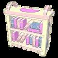 Ballerina Bookcase
