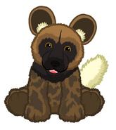 Signature African Wild Dog Virtual