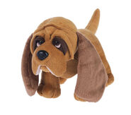 Bloodhound Pup Plush