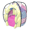 Cute Quilted Tent