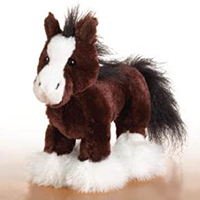 Lil'Kinz Clydesdale