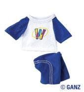 Plush Clothing Webkinz Sports Set