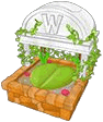 Lily Pad Water Bed