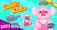Cuddly koala potm announcement