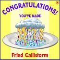 Fried Callistorm