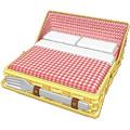 Picnic Basket Bed