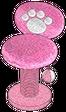 Pinkandwhitecatitem