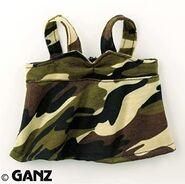 Plush Clothing Camo Tank Top