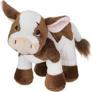 Chocolate Milk Cow Plush Pet