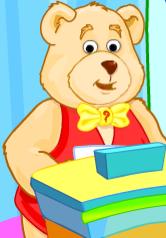 Quizzy Bear
