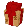Airedale Terrier Gift Box