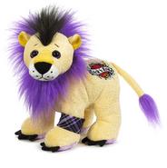 Rockerz Lion plush