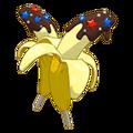 Banana Print Monkey PSF
