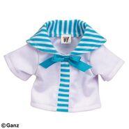 Plush Clothing Sailor Tunic