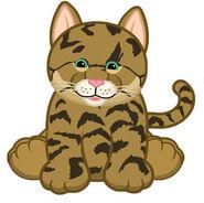 Signature Bengal Cat Virtual