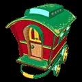 Elegant Vardo Wagon
