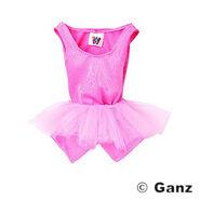 Plush Clothing Ballerina Costume