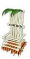 Long Neck Desk Chair