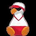 Lifeguard googles figure