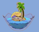 Floating Dessert Island