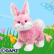Cheeky Bunny Plush Pet