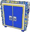 Cheerleader Locker Wardrobe