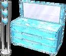 AquamarineFloorLampDresser