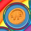 Orange Jelly Coin