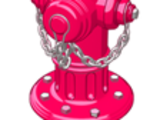 Playful Fire Hydrant