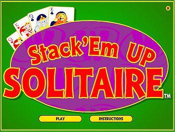 Stack 'Em Up Solitaire