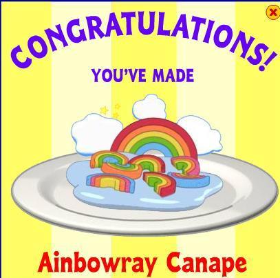 Ainbowray Canape