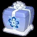Chillaxin penguin adoption gift box