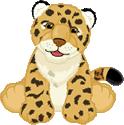 Signature Endangered Spotted Jaguar