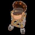 Acorn barbecue