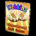 Gingerbreadrollgrowinggardenseeds