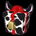 Holstein Cow Gift Box