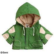 Plush Clothing Snowboarding Jacket