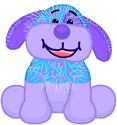 BlueberryCheekyDog