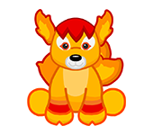 Fire Fawn