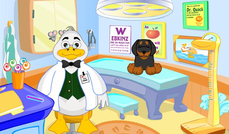 Dr. Quack's Clinic