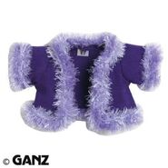 Plush Clothing Glam Girl Coat