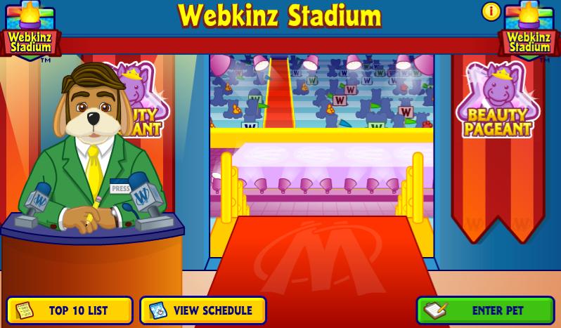 Webkinz Stadium