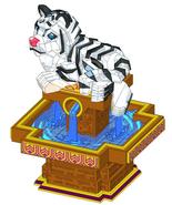 Signature White Bengal Tiger PSI