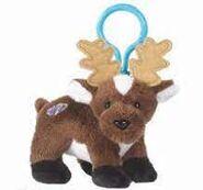 Kinz Klip Reindeer