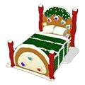 Gingerbread Bed