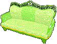 Budgie Striped Sofa