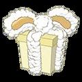 Blonde Cockapoo Gift Box