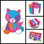 Colorblock-Kitty