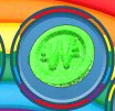 Green Jelly Coin