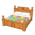 Prairie Wood Bed